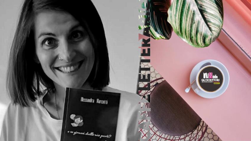Scrittori, intervista ad Alessandra Marcotti